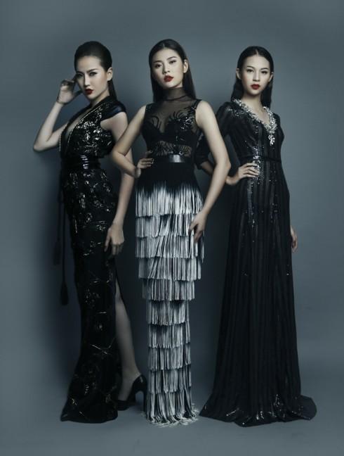 Tuấn Trần – thời trang dành để phụ nữ tỏa sáng