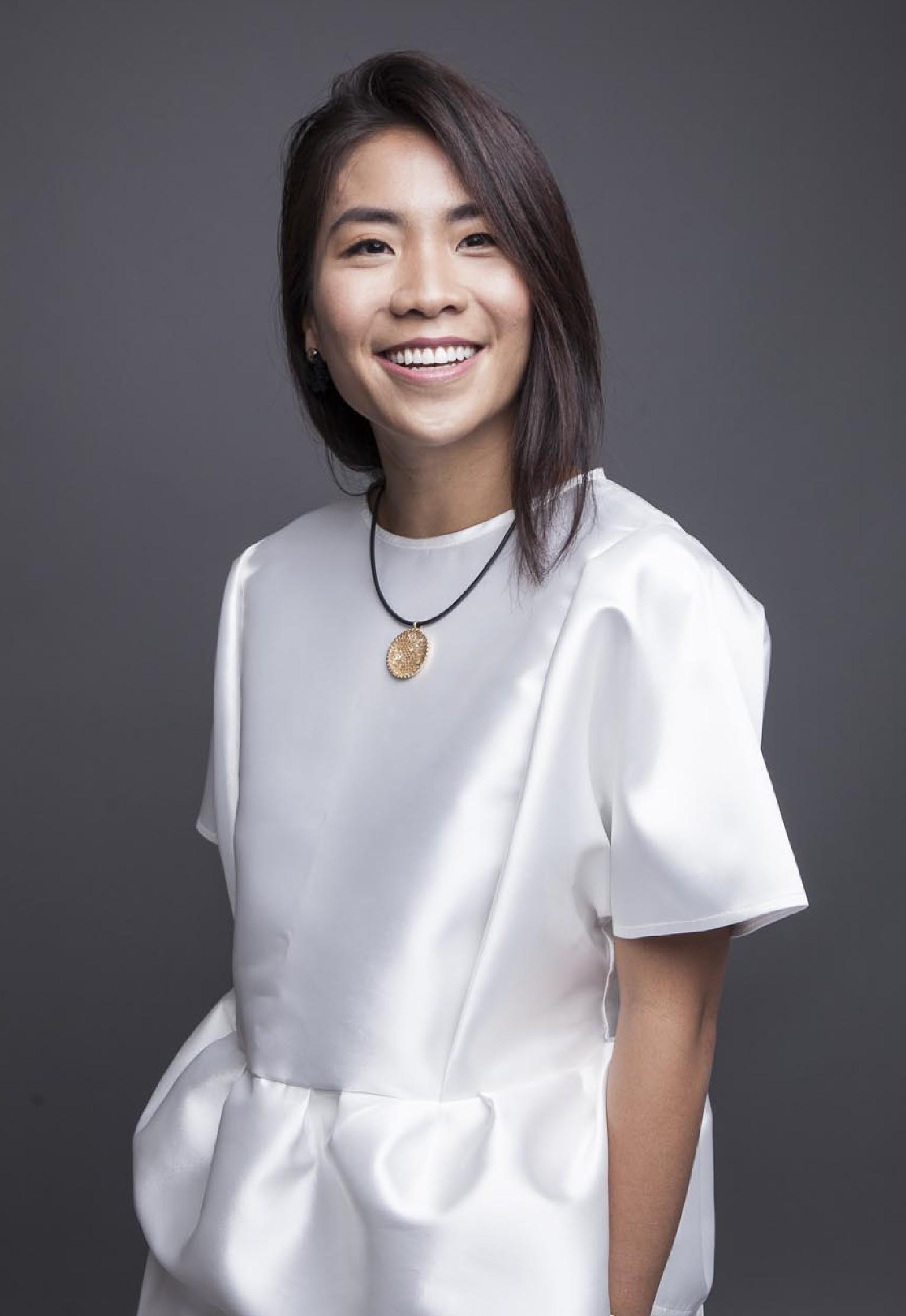 NTK Anna Võ - Cảm hứng phương Tây giao hòa với Việt Nam
