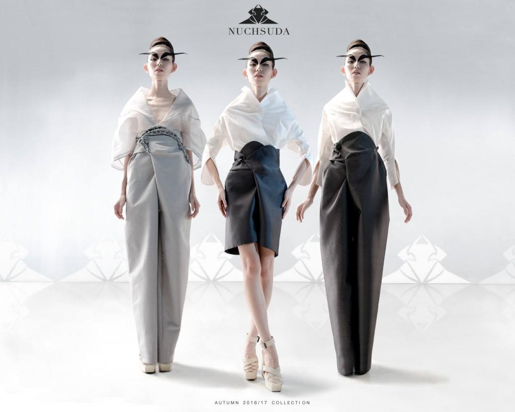 BST cảm hứng từ hoa sen của nhà thiết kế Nuchsuda 5