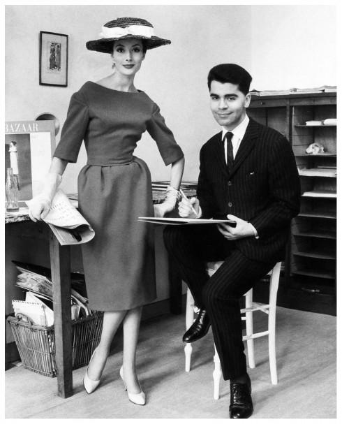 Những khoảnh khắc thời trẻ của Karl Lagerfeld
