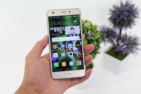 Điện thoại Huawei chính thức ra mắt smartphone GR5 Mini - điện thoại dành cho giới trẻ