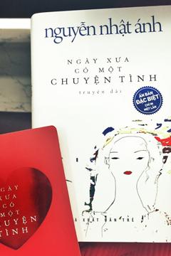 Nhà văn Nguyễn Nhật Ánh viết chuyện tình