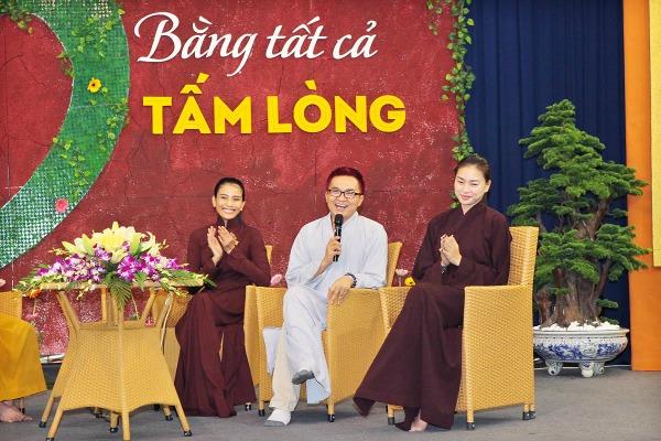 Sao Việt ăn chay theo đạo Phật ellevn
