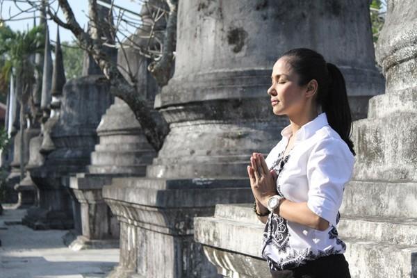 Sao Việt quyết tâm ăn chay và theo đạo Phật ELLE VN