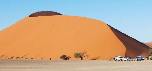 Du lich Namibia tieng goi noi hoang da 2