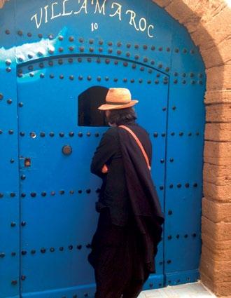 Tìm vào khách sạn Villa Maroc.