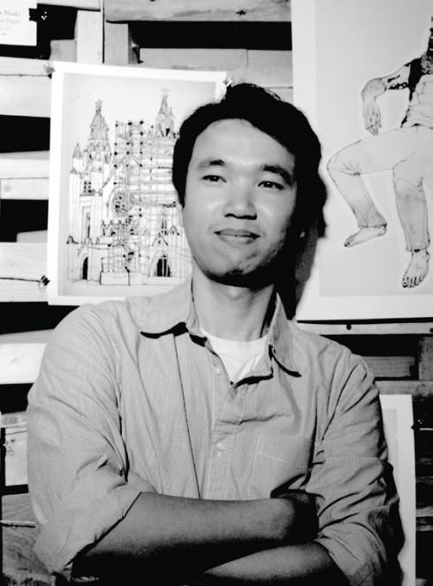 Nguyen Tran va chan ly nghe thuat cua ban than 1