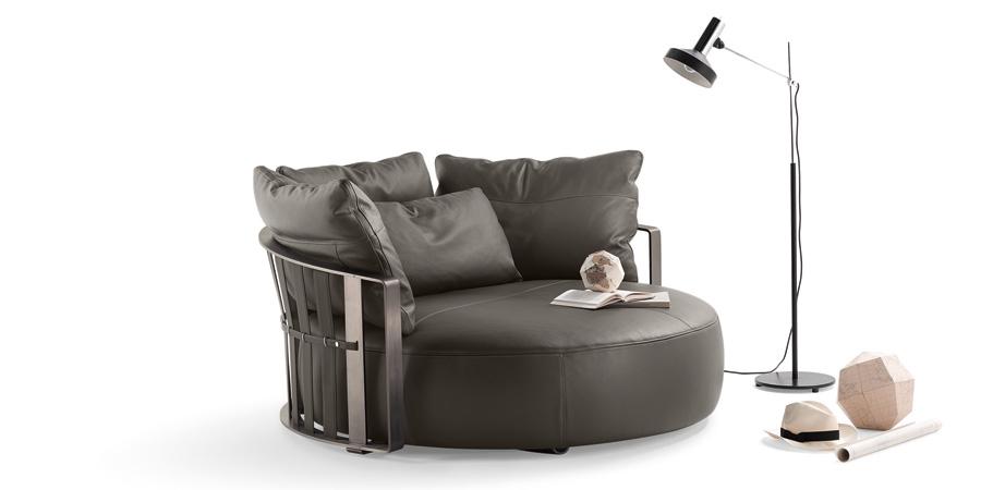 Sofa Scarlet
