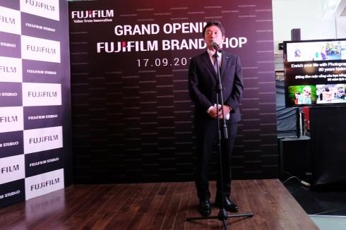 khai trương Fujifilm Studio 01