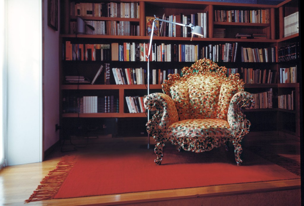 Ghế Proust - Thương hiệu Cappellini