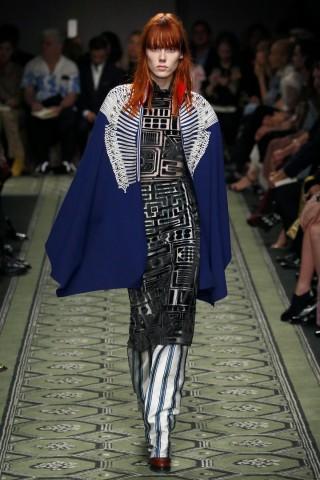 6 BST ấn tượng tại Tuần lễ thời trang London Xuân-Hè 2017