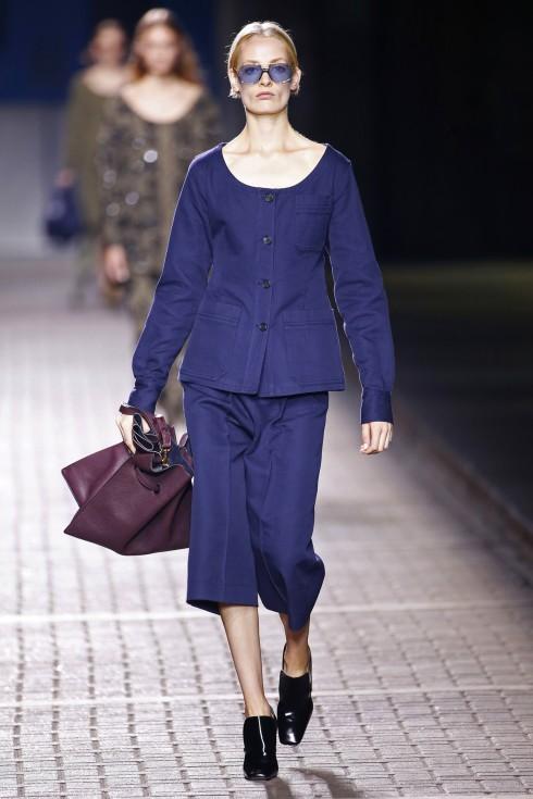 Một thiết kế túi độc đáo của Mulberry