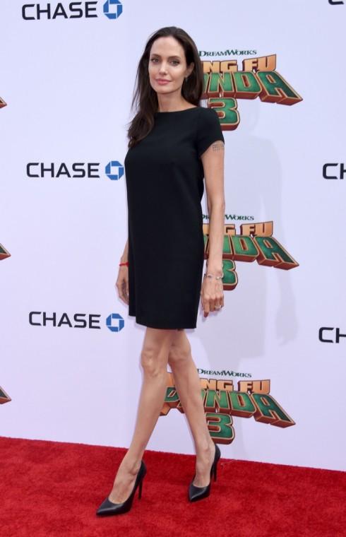 Sự trùng hợp giữa Angelina Jolie và Marion Cottilard ELLE VN