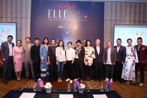 ELLE FASHION JOURNEY - Cảm hứng Việt Nam - ElleVN