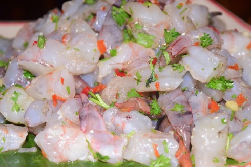 Không chỉ nổi tiếng với các loại khoai tây, đất nước Peru còn có nguồn hải sản vô cùng phong phú, làm nên nhiều món ăn ngon.