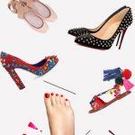 Cách chọn giày đẹp và phù hợp với dáng bàn chân