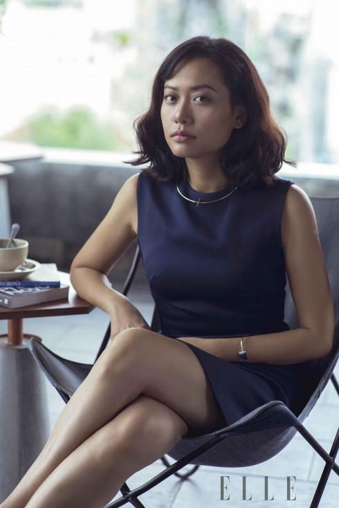 diễn viên Hồng Ánh - Elle Việt Nam