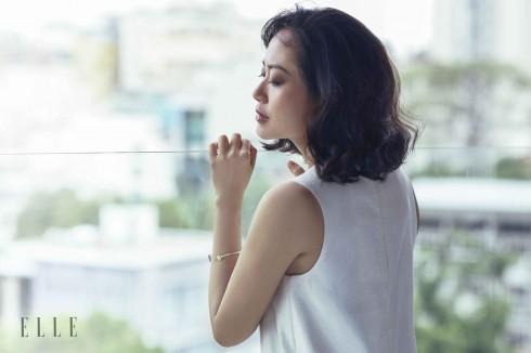 diễn viên Hồng Ánh - Elle Việt Nam - ELLE Việt Nam