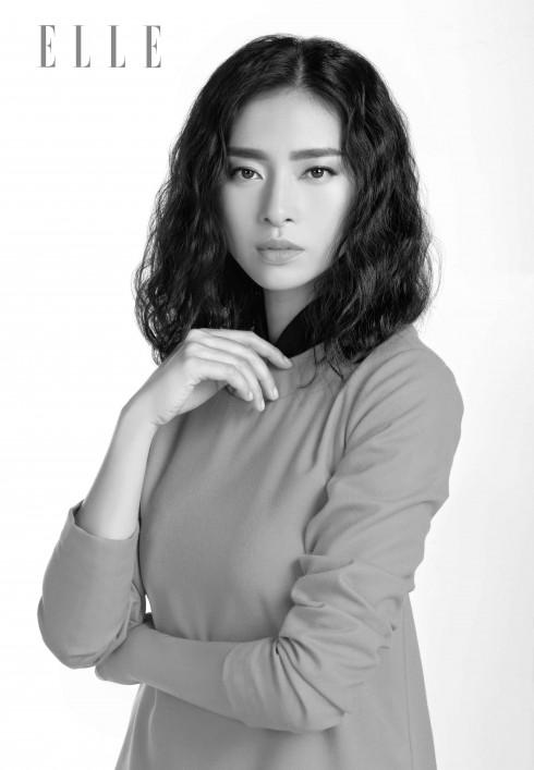 Ngô Thanh Vân - ELLE Việt Nam