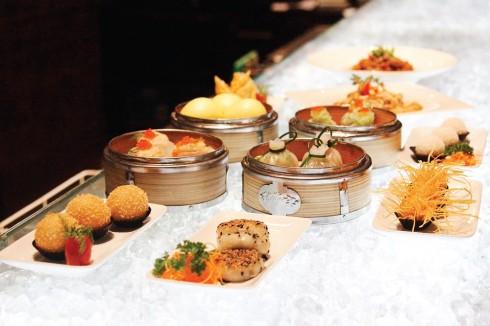 chương trình ẩm thực tuyệt đỉnh dimsum Equatorial Ho Chi Minh