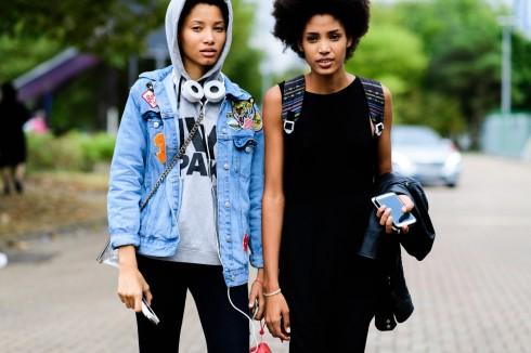 thời trang & trang điểm của các fashionista hàng đầu