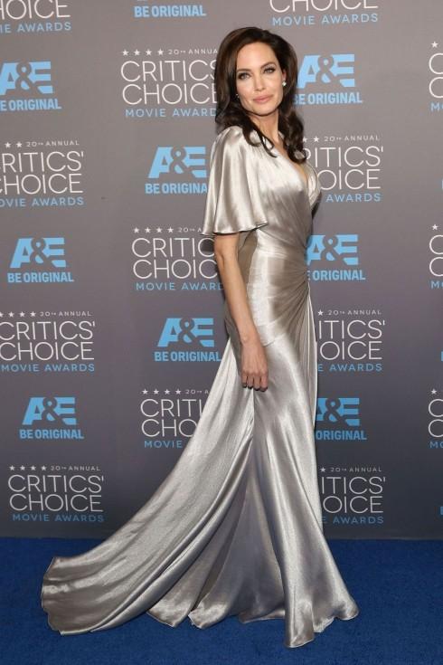 Tại Lễ trao giải Critics Choice Movie Awards 2015