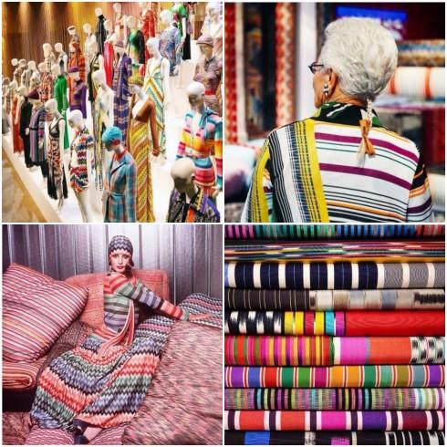 Tài khoản instagram @fashiontextilemuseum - ELLE VN