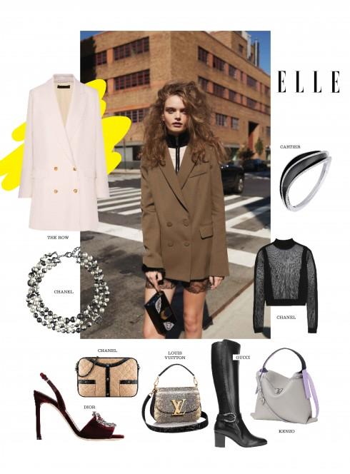 Cập nhật phong cách thời trang đường phố 2016 - ELLE VN