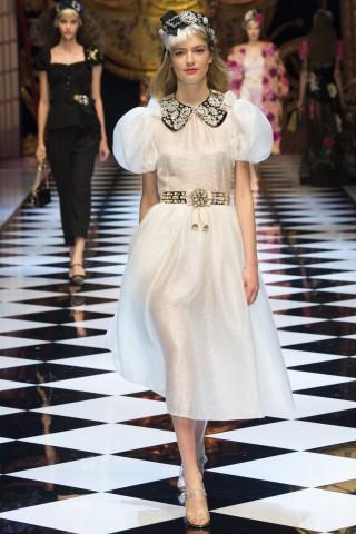 8 sàn diễn thời trang hoành tráng nhất của Dolce & Gabbana
