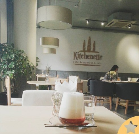 Cà phê Hà Nội Kitchenette Cafe.
