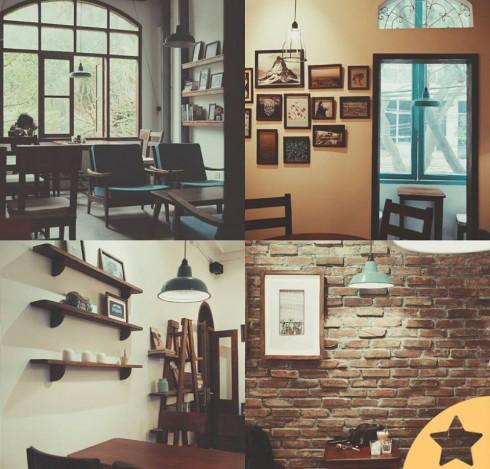 Cà phê Hà Nội Rand Moroc & Coffee.