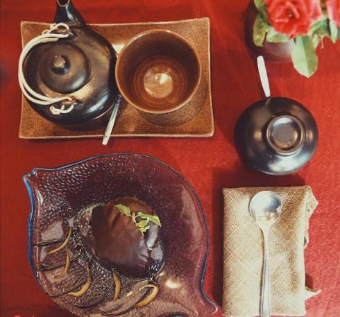 Cà phê Hà Nội Green Tangerine Cafe & Restaurant .