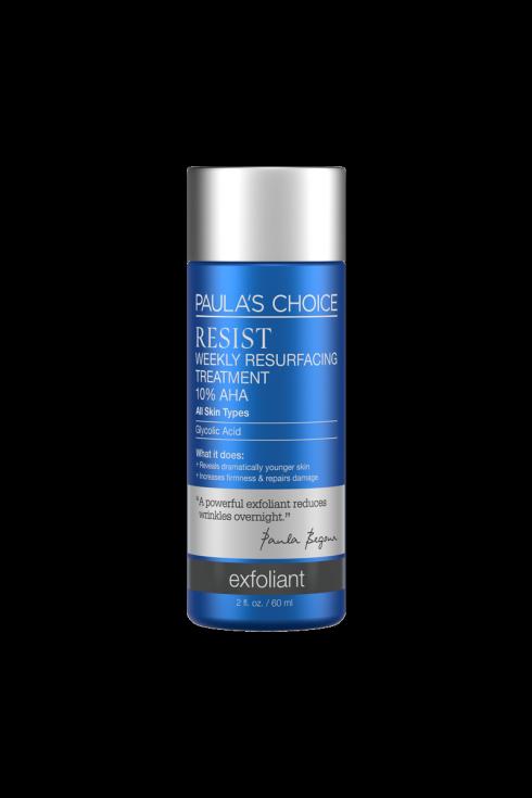 Paula's Choice - Skincare Resist Weekly Resurfacing Treatment with 10% Alpha Hydroxy Acid<br/>Dưỡng da chuyên sâu với AHA & BHA