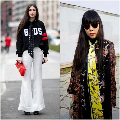 Phong cách thời trang cà vạt lạ - ELLE VN