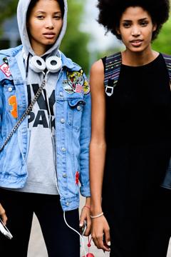Bạn định nghĩa thế nào là bắt kịp xu hướng thời trang?