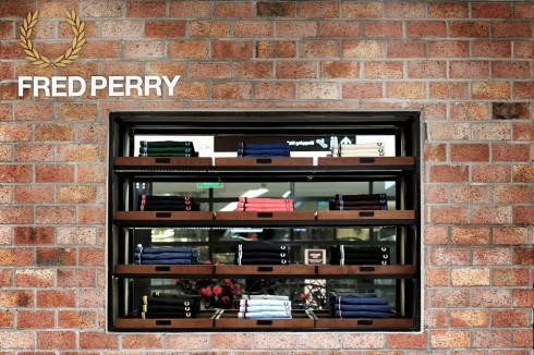 Khai trương Fred Perry 01.