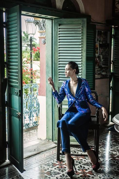 Sau thành công với những Lúng Liếng, Viên Mãn, Thủy tới Elle Fashion Show 2016 với mong muốn khai phá thêm những cung đường  - ellevn