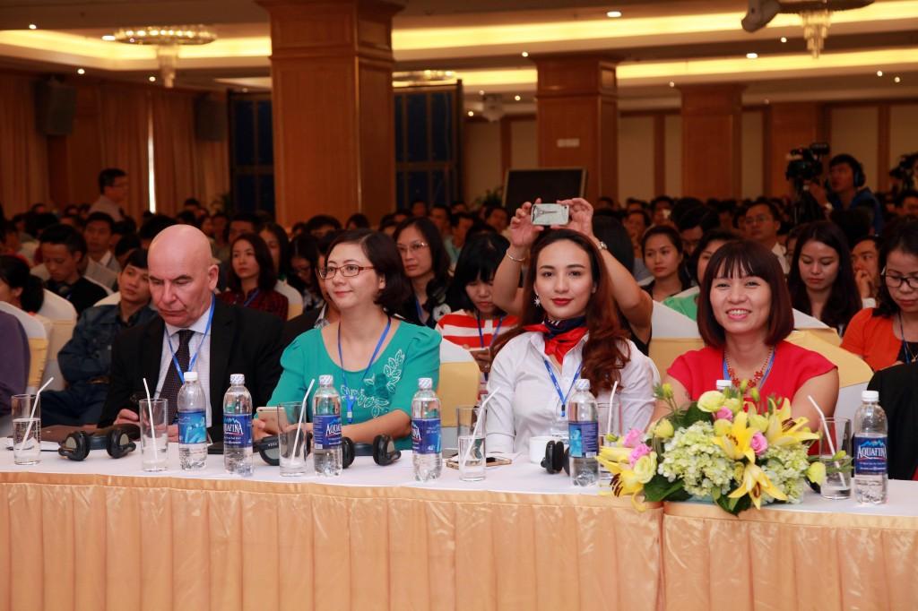 Đại diễn các diễn giả tham dự VSMCamp 2016
