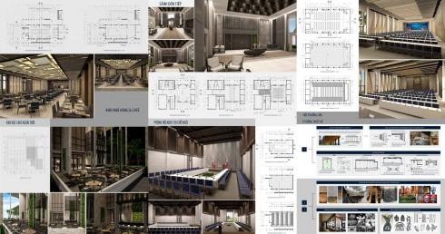 Hồ Tiến Hùng - Đại học Kiến trúc 324 - Bài dự thi đạt 324 Like trên Fan Page ELLE Việt Nam
