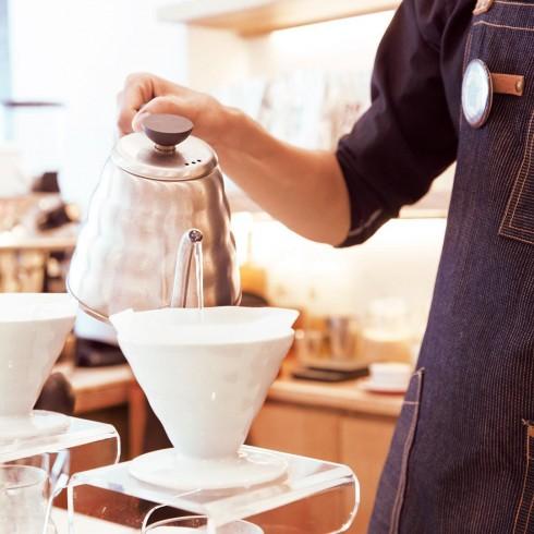 Cà phê ở Sài Gòn - REPUBLIC COFFEE - ELLE VN
