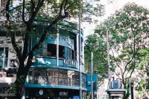 Cà phê ở Sài Gòn KATINAT - ELLE VN