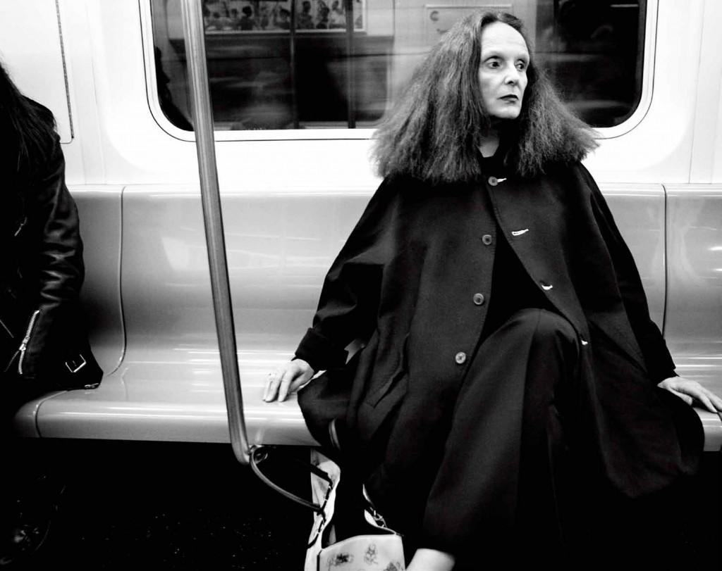 Grace Coddington - người phụ nữ tạo nên nghệ thuật - ellevn