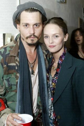 Chuyện tình 14 năm của Johnny Depp và Vanessa Paradis