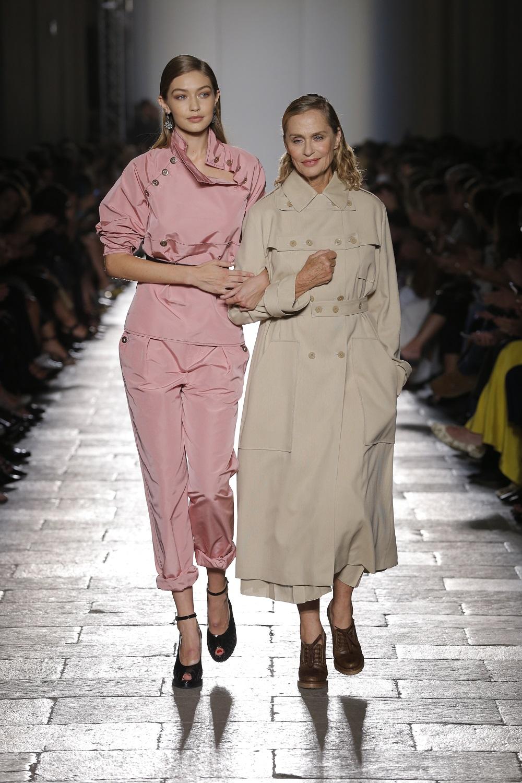 Tinh thần thời trang không giới hạn độ tuổi Bottega Veneta SS17