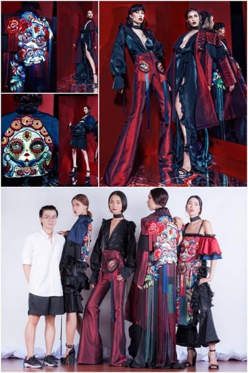 BST thời trang tham dự ELLE Fashion Road Trip của Bành Nhật Duy - Đại Học Hoa Sen