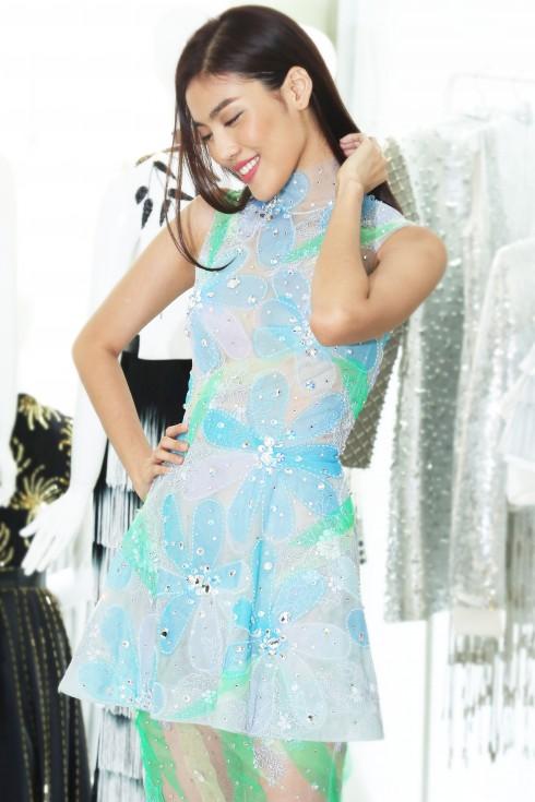 Lan Khuê tiết lộ kế hoạch toả sáng tại ELLE Fashion Show 1