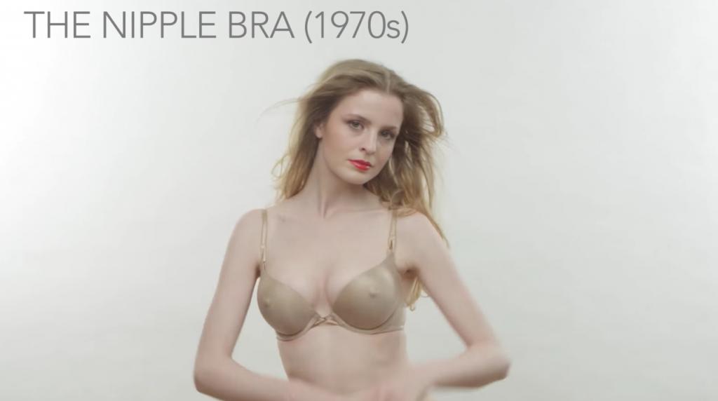 """Hành trình """"tiến hoá"""" của chiếc áo ngực - ELLE VN"""