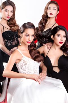 Cuộc chiến sắc đẹp giữa Hà Anh, Phạm Hương & Lily Nguyễn