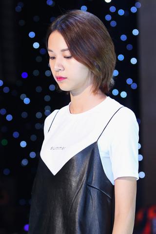 Quán quân The Face góp mặt tại ELLE Fashion Show