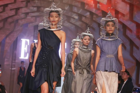 BST NTK Dieu Anh ELLE Fashion show 2016 24